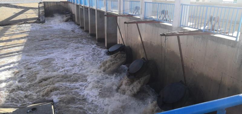 东营河务局全力做好胶东供水保障工作