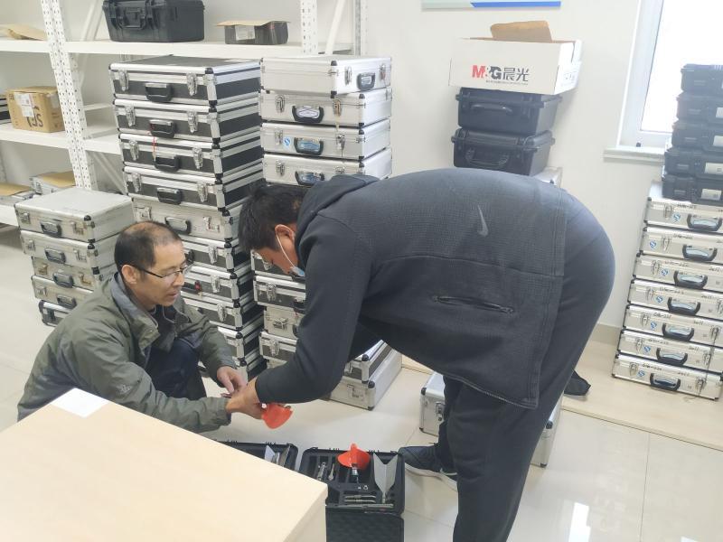 东营黄河河务局: 流速仪及时检定确保测流准确