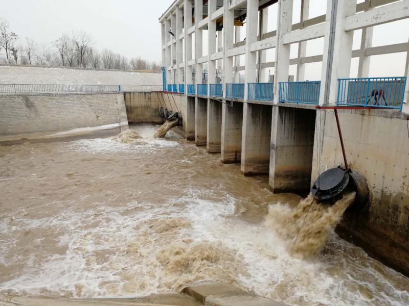 水润万家的黄河担当  ---东营黄河河务局引黄供水工作