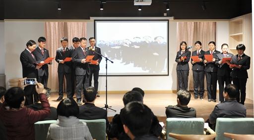 郓城县检察院举办检察文化沙龙活动